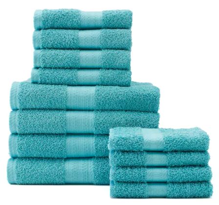 Big one bath towel set
