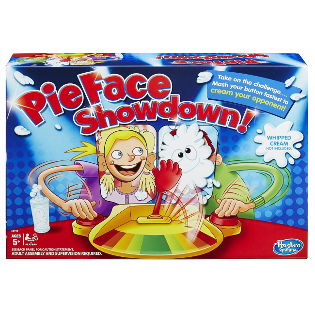 Pie Face Showdown Game $16.99 (was $24.99)