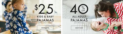 Hanna anderson pajamas on sale