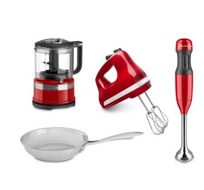 KitchenAid Gift Set