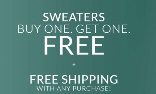 Lane bryant free shipping