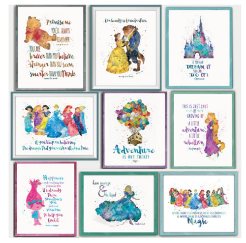 Enchanted Quotes & Characters