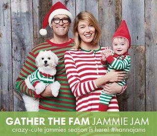 Hanna andersson holiday pajamas