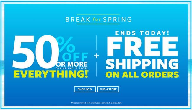 Carter's and Osh Kosh - 50% off or more Plus FREE Shipping - $5 Doorbuster deals