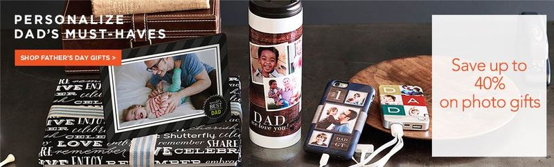 Shutterfly father's day