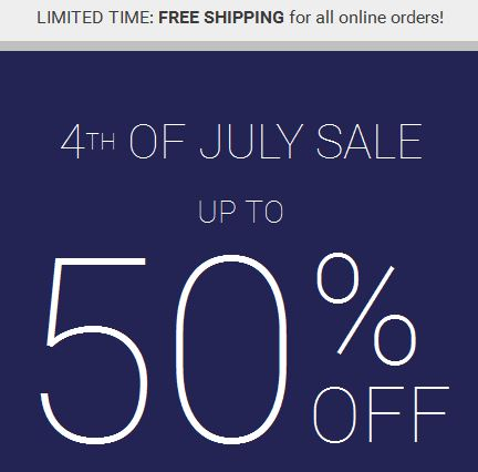 Vera bradley fourth of july sale free shipping