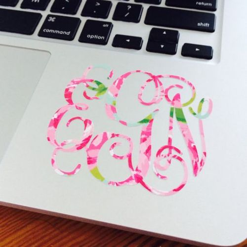 Designer Inspired LILLY PULITZER Decals
