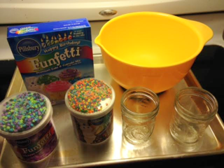 Cupcakes jar 1