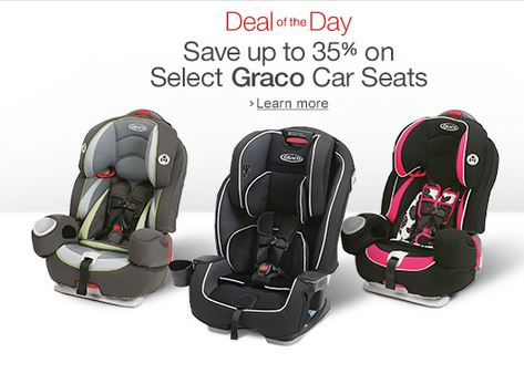 Graco Car Seats up to 35% off - Free Shipping