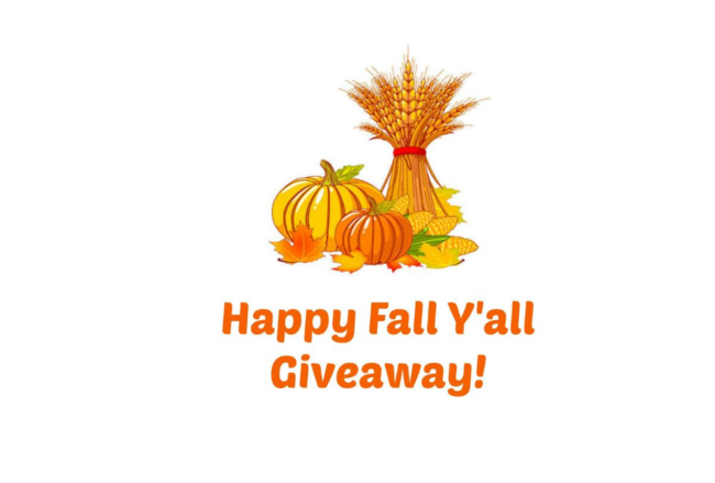 Happy Fall Y'all Giveaway: Meadowview Candle Company