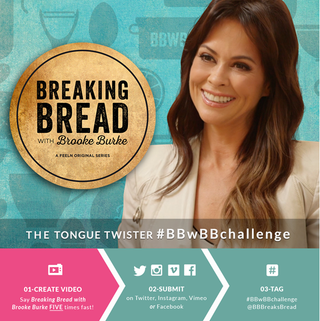 Breaking bread brooke burke
