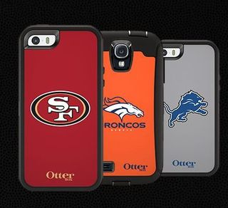 Otter box nfl