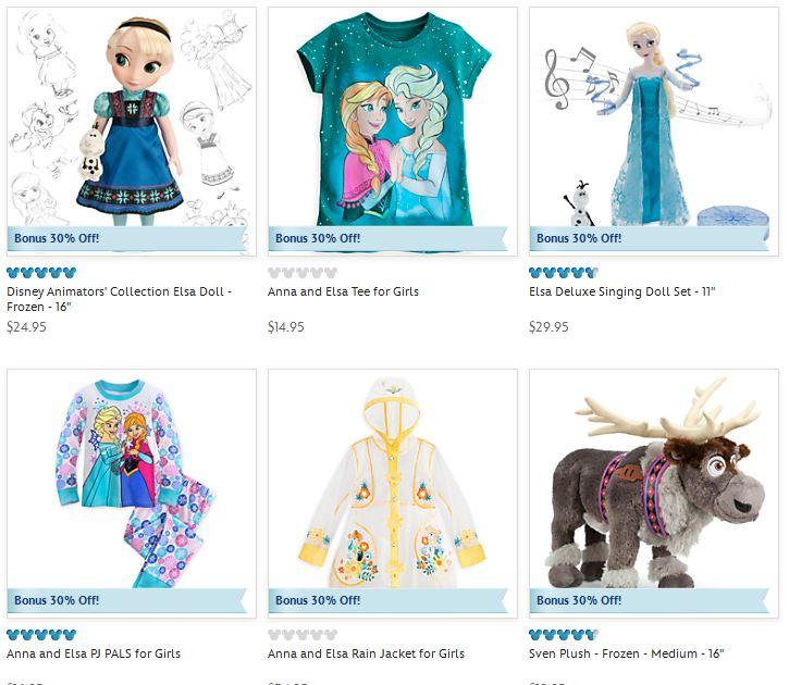 Disney frozen sale 2