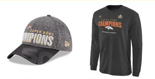 Denver Broncos Super Bowl 50 Champions Gear   Collectibles NFL Shop Peyton  Manning - Bargain Hunting Moms 6c3501422