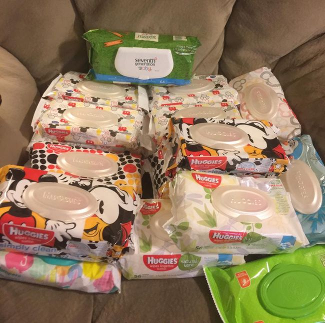Huggies & Pampers Baby Wipes Coupons + My Stockpile