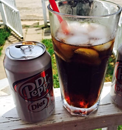 Diet dr pepper 3