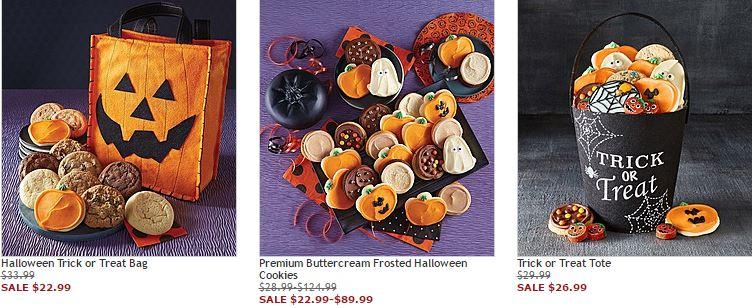 Cheryl's cookies halloween deals