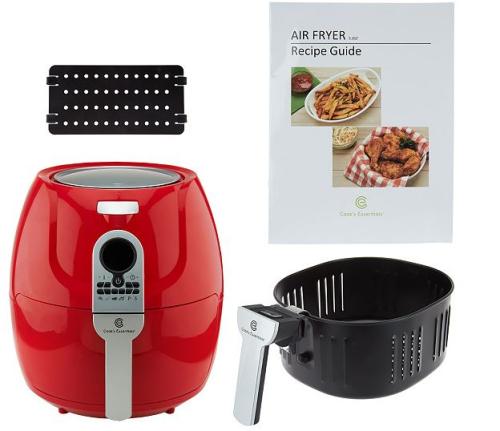 Under 100 Shop Cook S Essentials 5 3qt Digital Air Fryer