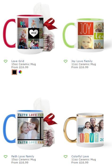 Shutterfly mugs