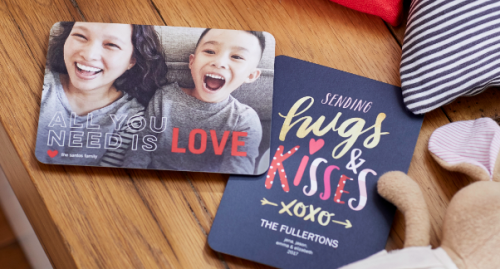 Shutterfly free valentine's cards