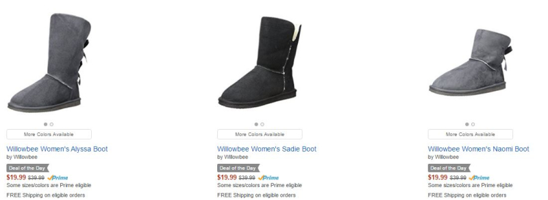 Women's boots at amazon
