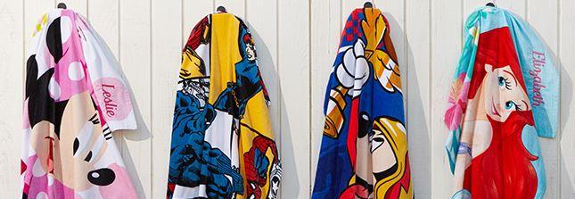 Disney Store Beach Towels