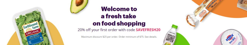 Jet fresh food groceries coupon