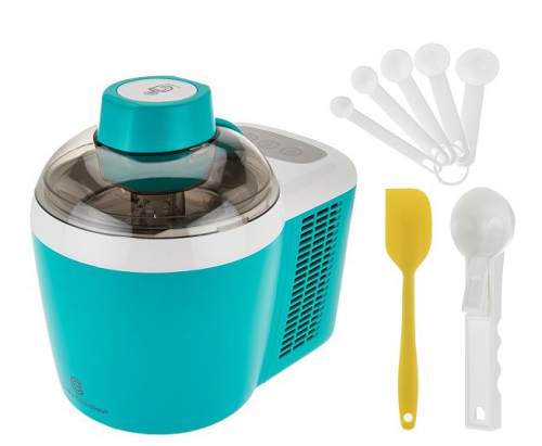 Cook's Essentials Thermo-Electric qt Ice Cream Maker
