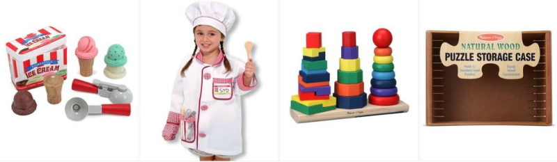 Zulily melissa and doug 2