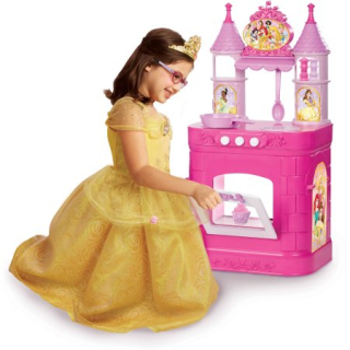 Disney Princess Magical Play Kitchen