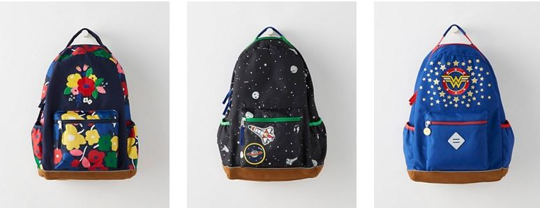 Hanna andersson backpacks 1