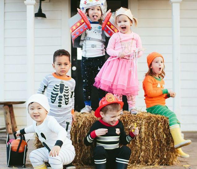 Hanna andersson halloween pajamas