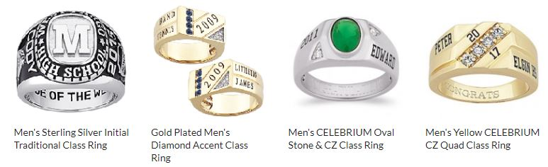 Class rings on sale