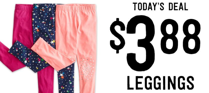 Crazy 8 $3.88 leggins