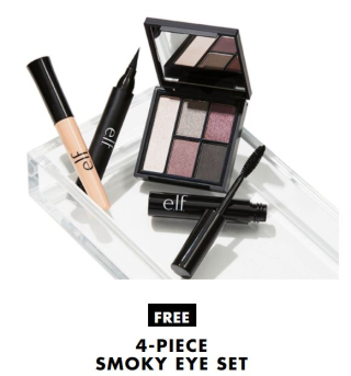 Elf free smoky eye set
