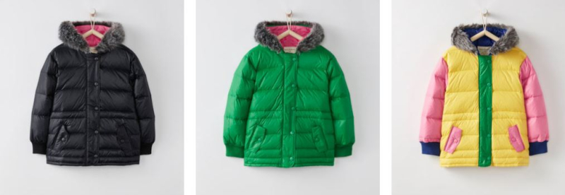 Hanna andersson 40% off outerwear