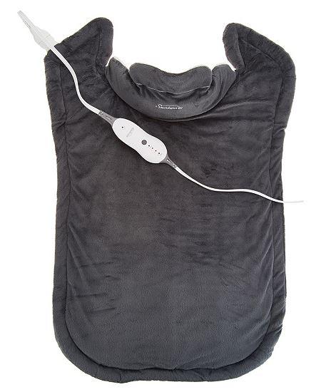 Sunbeam XXL Extended Neck  Shoulder & Back Heating Pad