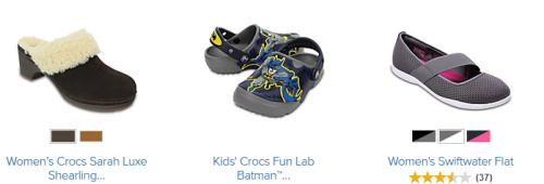 Crocs on sale 2