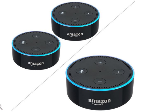 Amazon echo dot s2 2nd gen voice control assistant with amazon music