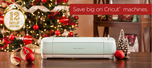 Cricut machines on sale