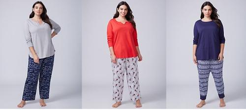 Lane bryant pajamas