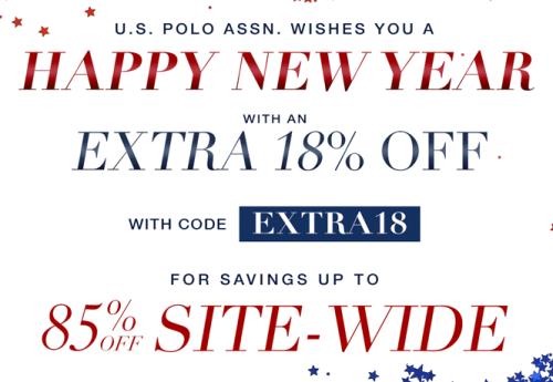 U.S. Polo assn new years