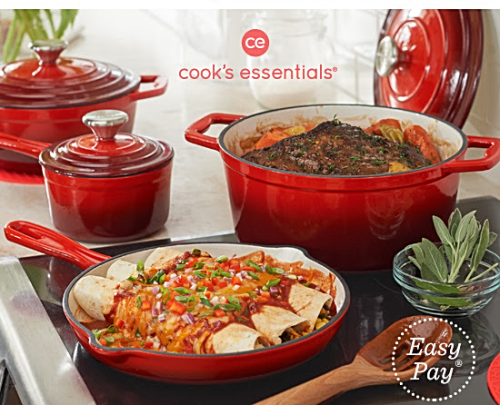Cook's essentials cast iron