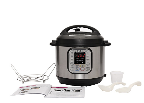 Instant Pot 6-qt Duo 7-in-1 Digital Pressure Cooker