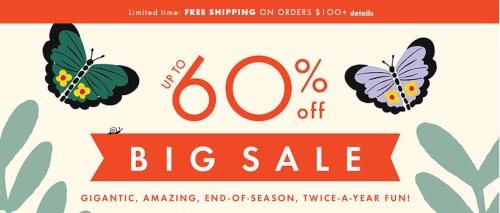 Hanna andersson big big sale