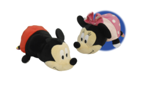 Mickey to Minnie Mouse FlipaZoo 2 in 1