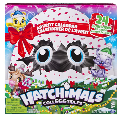 Hatchimals advent
