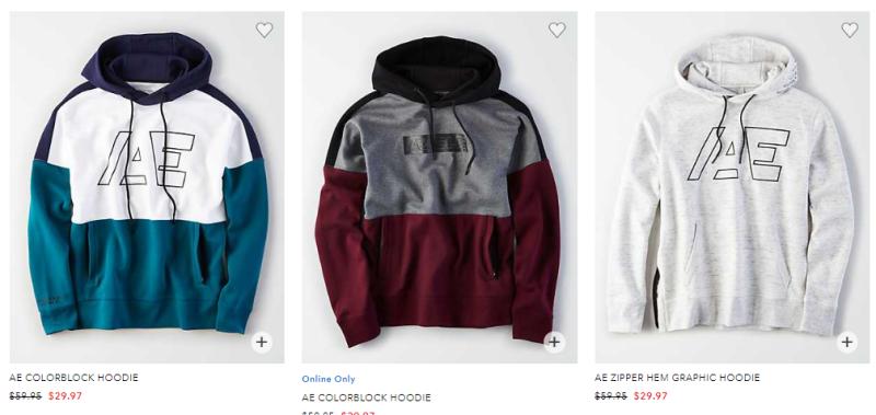 American eagle hoodies 2