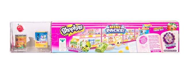 Shopkins Season 10 Mini Pack - Mega Pack (24 Items) $8.89 Shipped