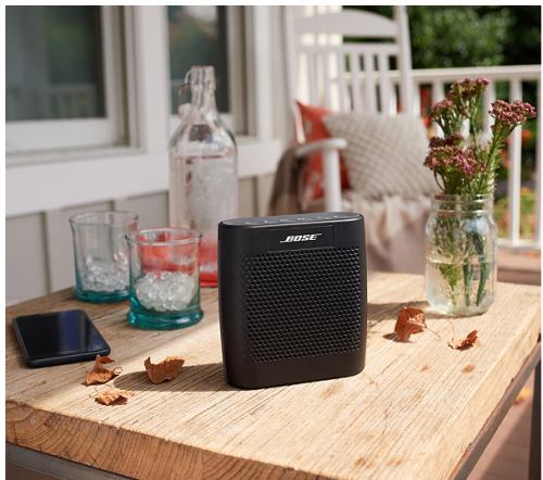 Bose soundlink color series bluetooth speaker